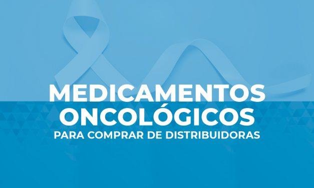 Medicamentos oncológicos comprar de distribuidoras