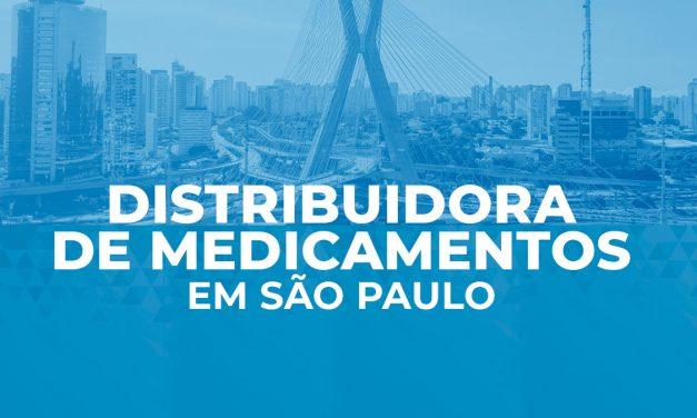 Distribuidora de Medicamentos SP