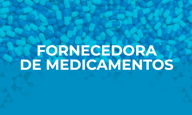 Fornecedora de Medicamentos