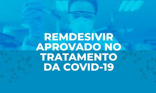Remdesivir aprovado no tratamento da COVID-19